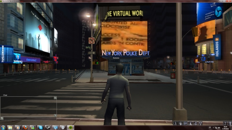 Demo World Available - New York Times Square Ny11