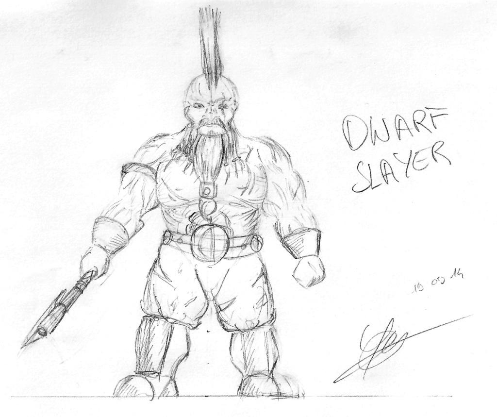 Les dessins de Gromdal - Page 2 Dwarf_10