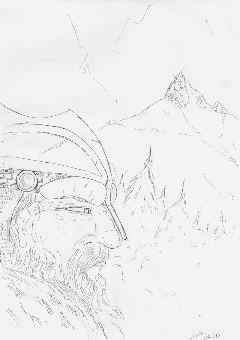 Les dessins de Gromdal - Page 2 Dwarf_11