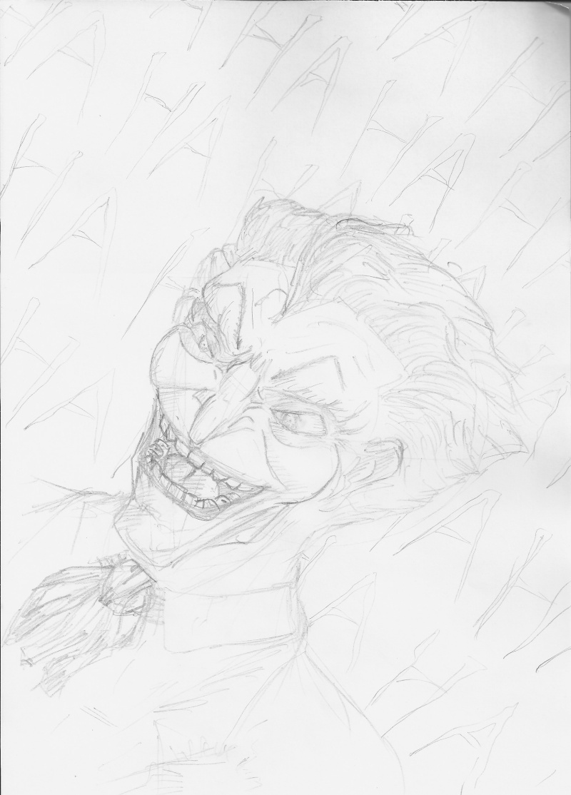 [Dess] Reprise du crayon (car vacances !) Joker_12