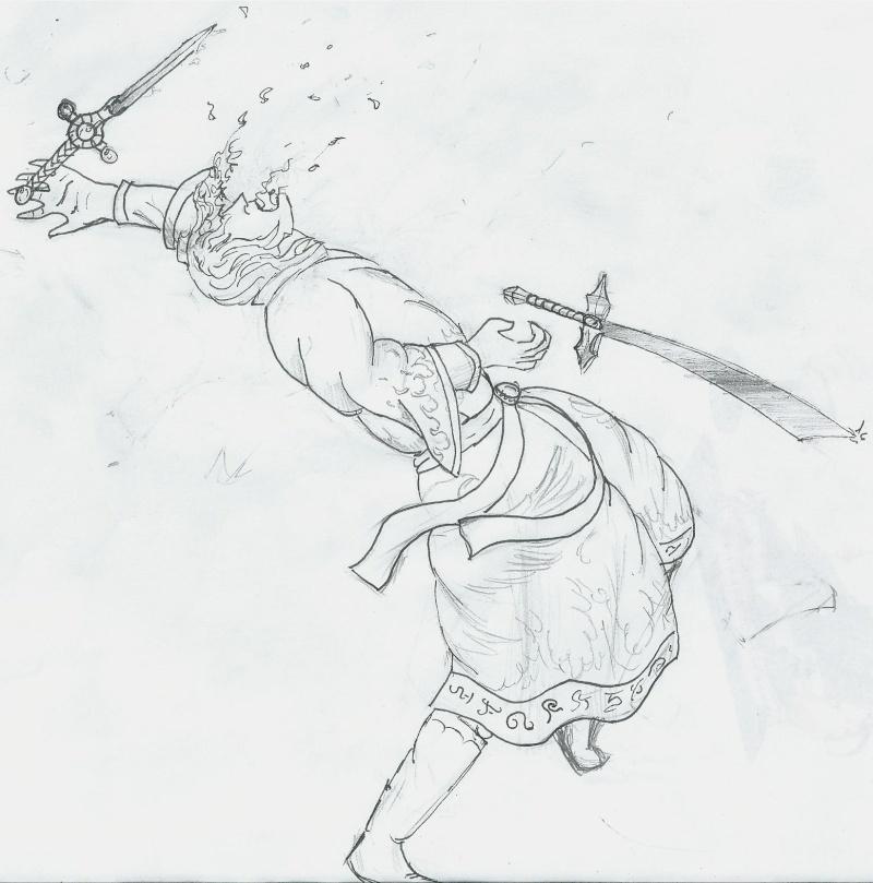 [Dessins] Les nouveaux dessins de Gromdal Numari10