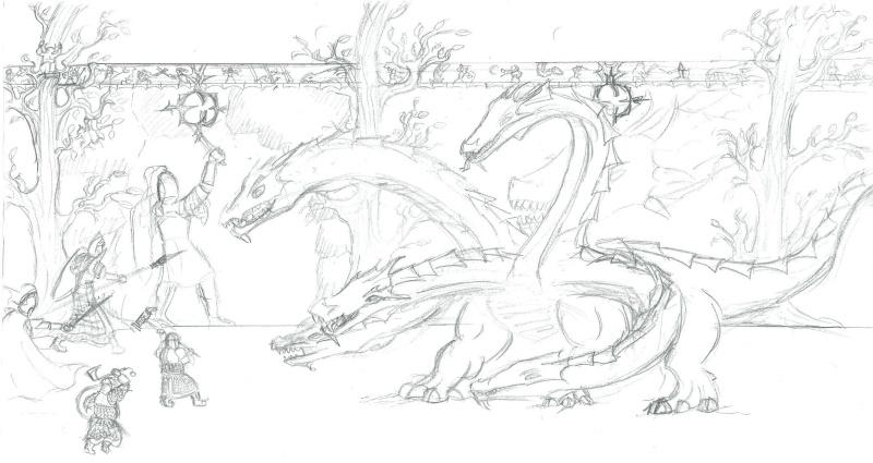 [Dessins] Les nouveaux dessins de Gromdal Numari11