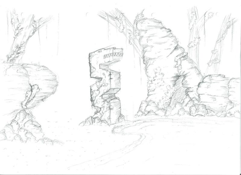 [Dessins] Les nouveaux dessins de Gromdal Numari12