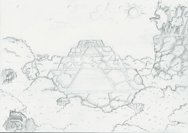 [Dessins] Les nouveaux dessins de Gromdal Numari13