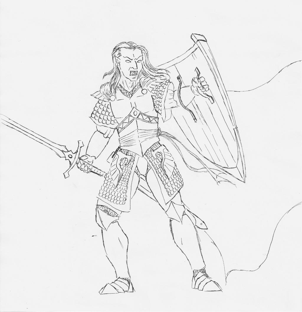 [Dessin] Les dessins de Gromdal Prince11