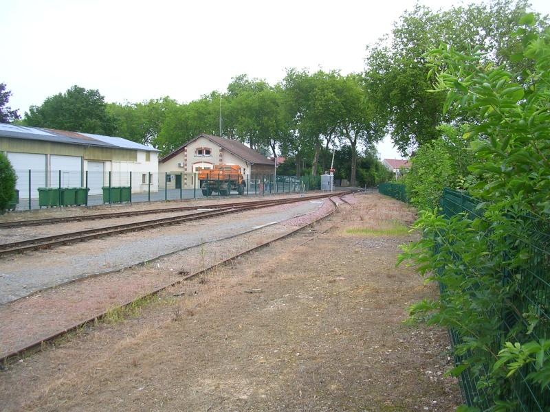 Pk 234,7 : Gare de Valençay (36) Dscn0410