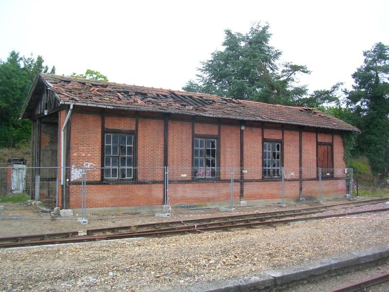 Pk 234,7 : Gare de Valençay (36) Dscn0417