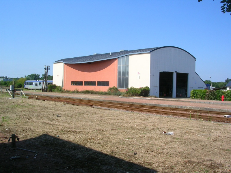 Pk 207,2 : Gare de Romorantin-Lanthenay (41) Dscn0420