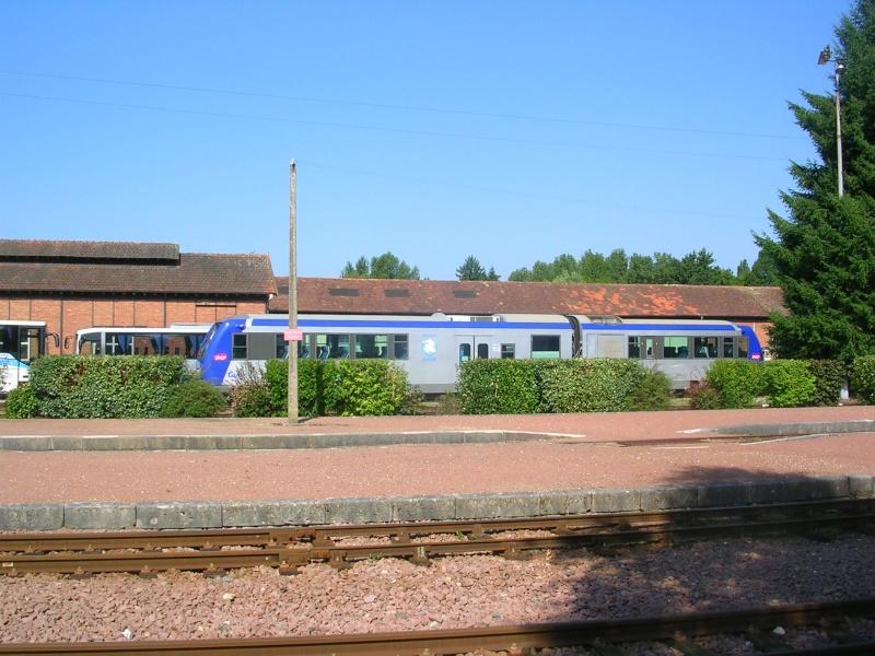 Pk 207,2 : Gare de Romorantin-Lanthenay (41) Dscn0421