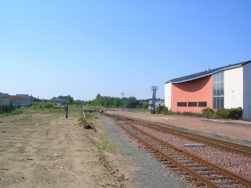 Pk 207,2 : Gare de Romorantin-Lanthenay (41) Dscn0422