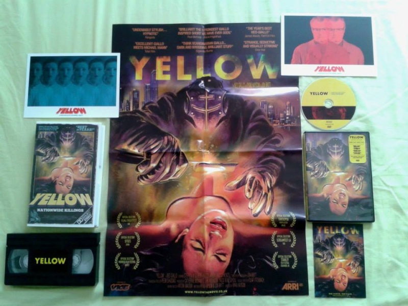 Yellow (2012, Ryan Haysom) 10696210