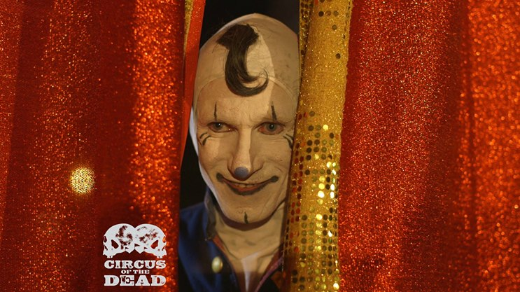 Circus of the dead (2014, Billy 'Bloody Bill' Pon) 12678510