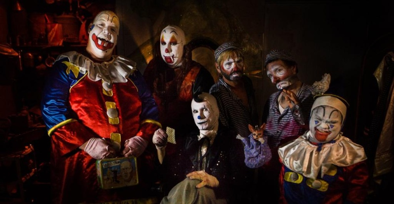 Circus of the dead (2014, Billy 'Bloody Bill' Pon) Circus10