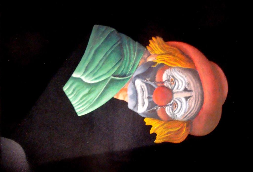 Le Clown Triste - 70mm Dsc02715