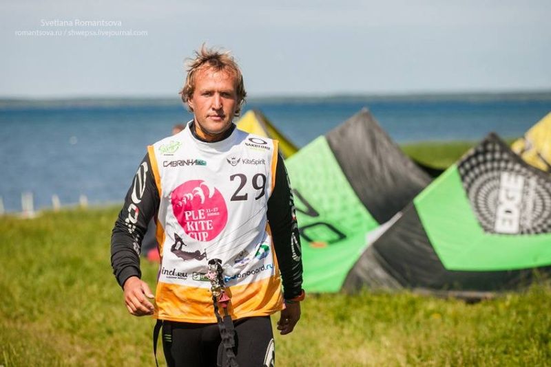 RACE : Ivan DORONIN et Elf Kites 97107810