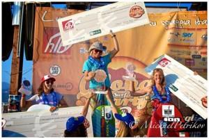 Flysurfer : Première place en femmes au PKRA de St ¨Peter Ording  News_e10
