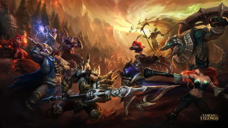 League of Legends  Promoa11