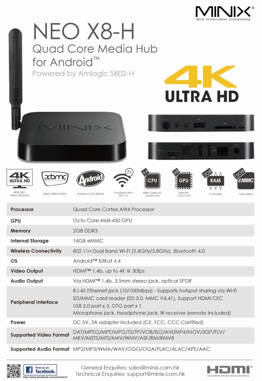 Minix Neo X8-H sur Belchine.net 20140510