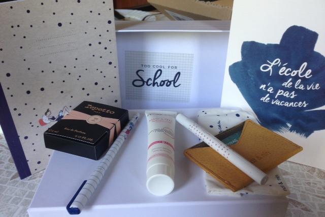 "[Septembre 2014] My Little Box ""School Box"" - Page 4 Photo-31"