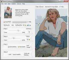 برنامج تحول الصور الى صور كارتونية  Images15