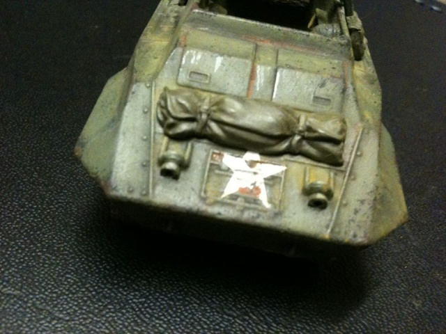 Tuto - M20 Utility Car - Solido 1/50 - Bolt Action 28mm 10687011