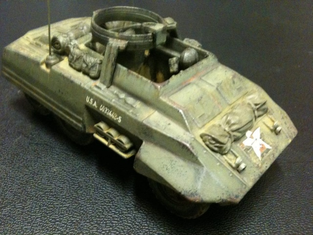 Tuto - M20 Utility Car - Solido 1/50 - Bolt Action 28mm 10687012