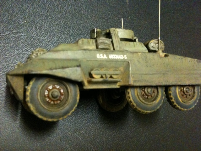 Tuto - M20 Utility Car - Solido 1/50 - Bolt Action 28mm 10687015