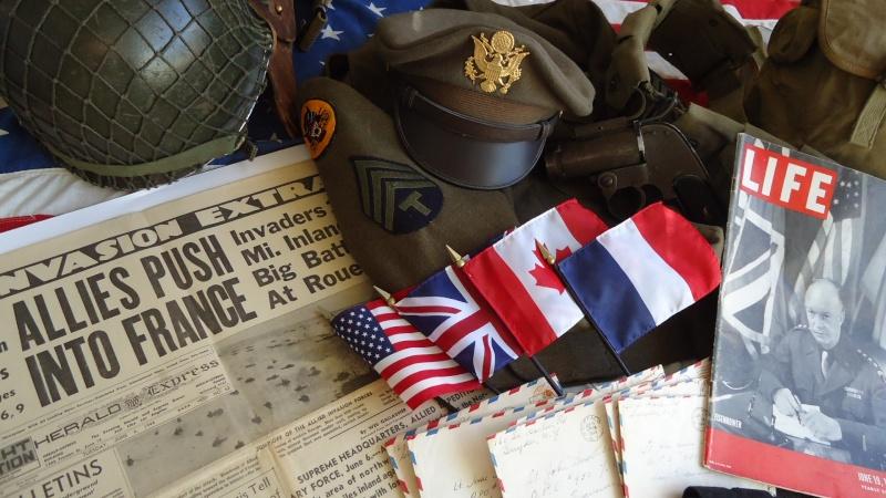 D.Day les commémorations 1944-2014  Dsc07014