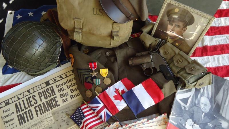 D.Day les commémorations 1944-2014  Dsc07015