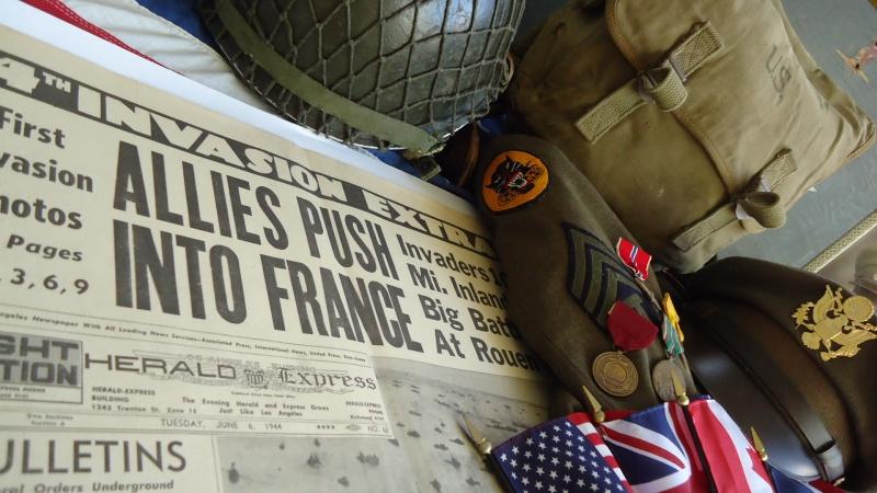 D.Day les commémorations 1944-2014  Dsc07017