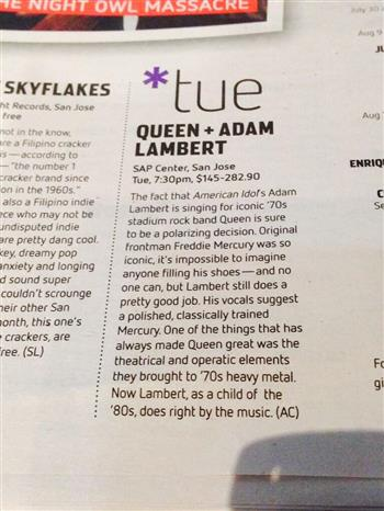 Adam Lambert Daily News & Information Brfnwq10