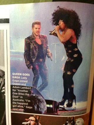 Adam Lambert Daily News & Information Bxrmd910