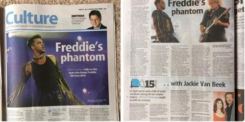 Adam Lambert Daily News & Information Captur29