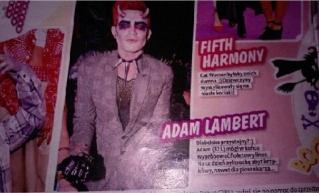 Adam Lambert Daily News & Information Captur45
