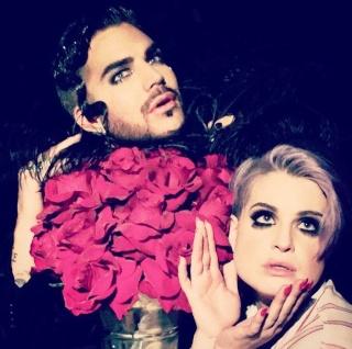 Adam Lambert News : 26th October 2014 Captur47