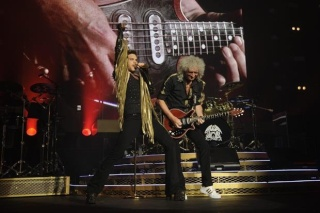 Adam Lambert Daily News & Information Queen-14