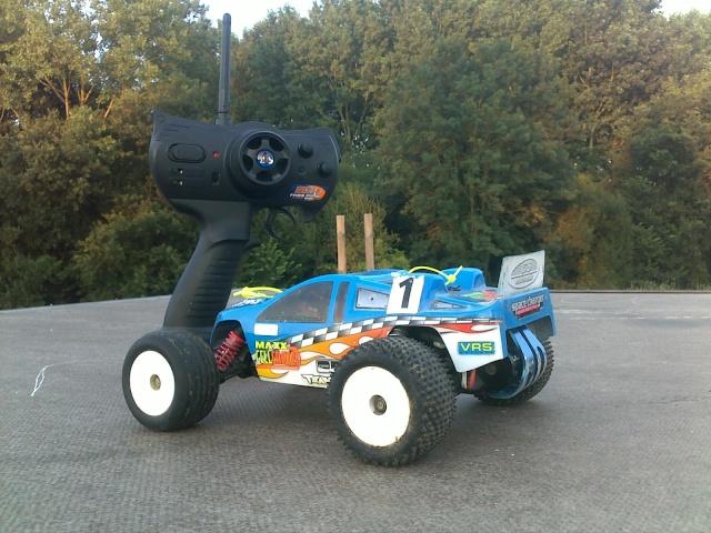 Mini T Team Losi 1/18 2WD 19072010
