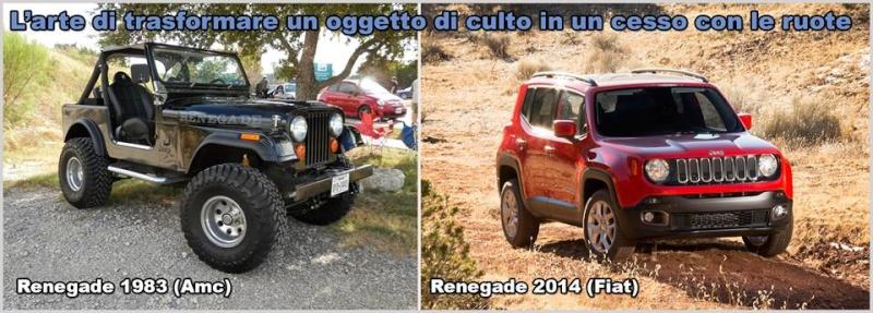 Jeep Renegade la nuova baby Jeep assemblata a Melfi - Pagina 6 14702010