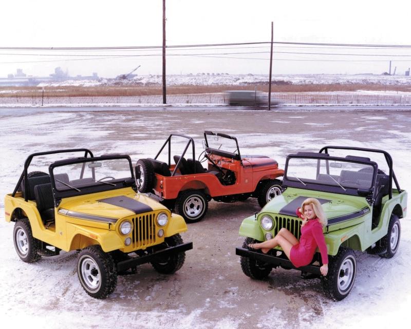 Jeep Renegade la nuova baby Jeep assemblata a Melfi - Pagina 6 1971-j10