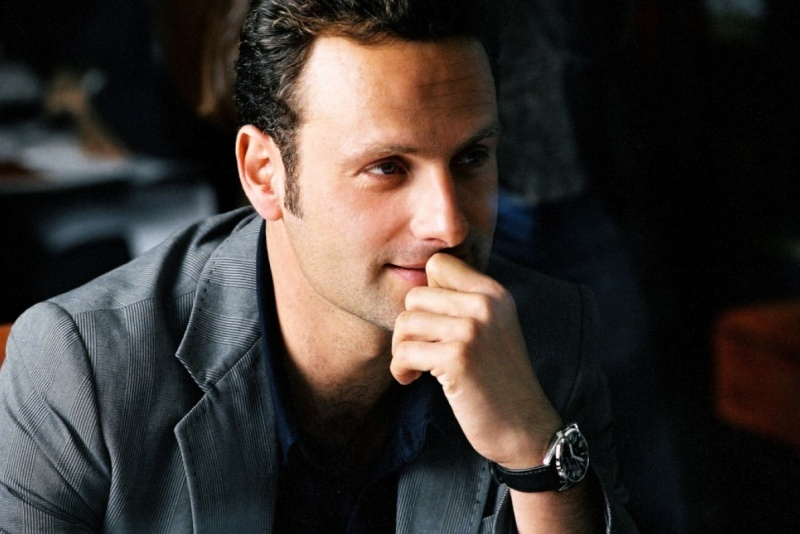 ANDREW LINCOLN Lincol10