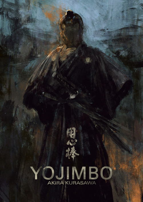 AKIRA KUROSAWA Yojimb10