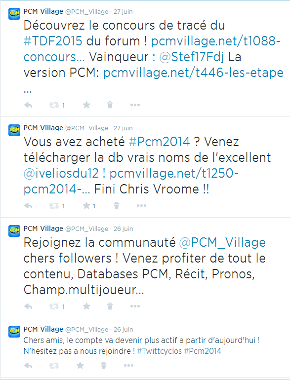 PCM Village sur Twitter Captu123