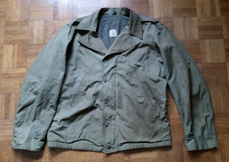 Field Jacket M-41, Prisoner of War... 110