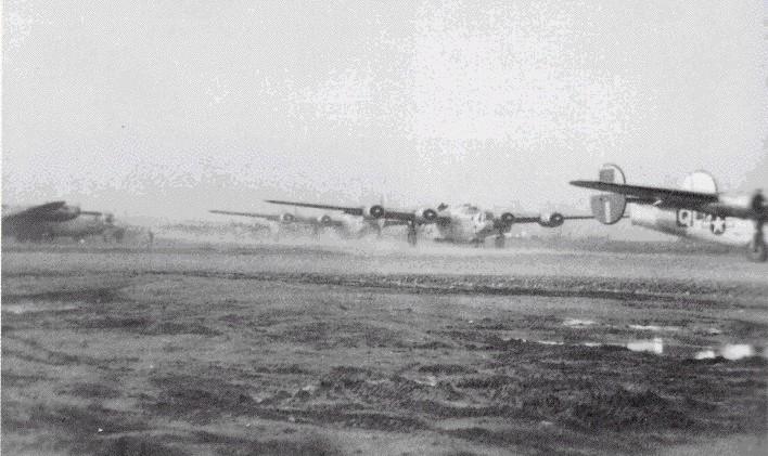 Lewis R Hendricks - 464th bomb group - POW Joetak10