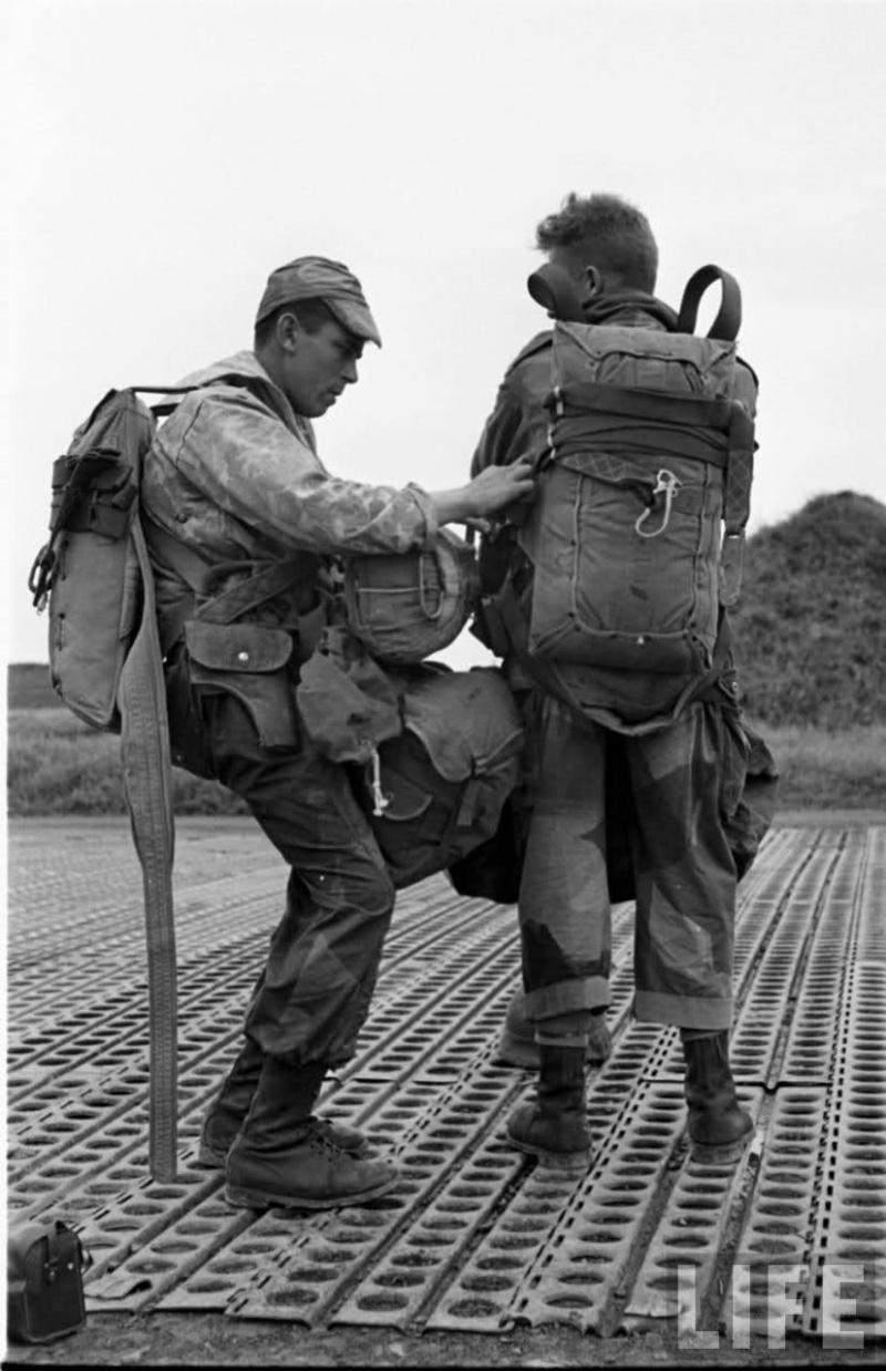 Parachutiste à Dien Bien Phu Sans-t10