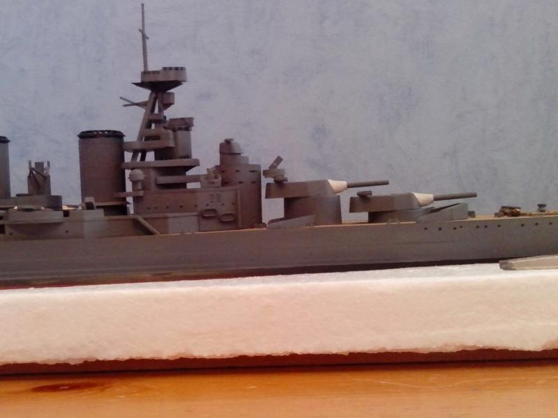 HMS Hood Heller 1/400ème par Ybou76 Img_2010