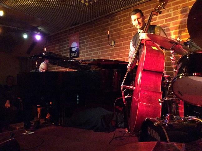 Harold MABERN Trio Sunside 05/09/2014 Img_2811