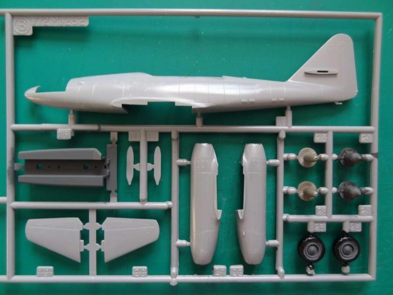 Me 262A hasegawa 1/72 000_me21