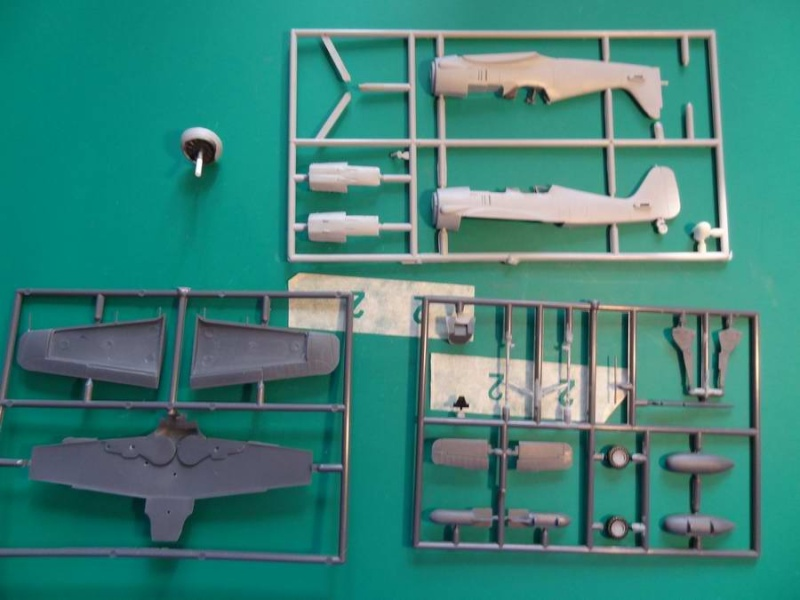 mastercraft Fw 190 F 1/72 ouate-if - FINI - - Page 3 002_fw10