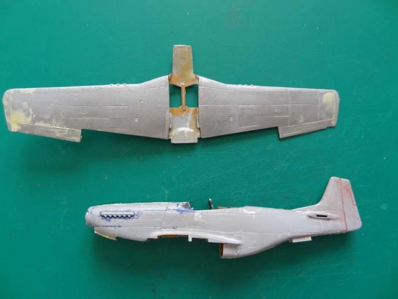 P-51D mustang airfix 1/72_ 2ème moule 002_mu11